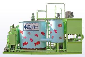 濁水処理機【SMR-30】水澄まいる工法